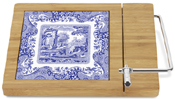 Spode Italian Cheese Board and Cutter