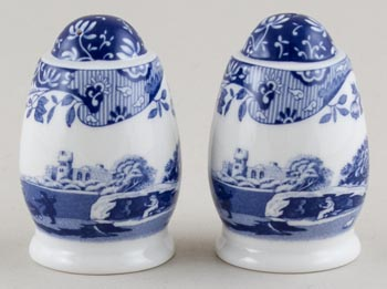 Spode Italian Salt and Pepper Pots or Shakers