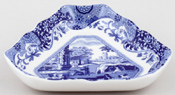 Spode Italian Tray triangular
