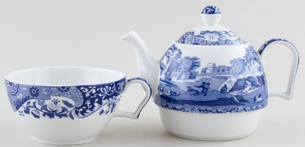 Spode Italian Tea For One Set