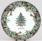 Collectors Plate 2006