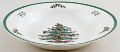 Spode Christmas Tree colour Main Course or Pasta Dish
