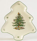 Serving Platter Tree Shaped