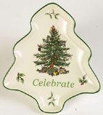Tray Tree shape Celebrate
