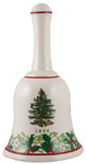 Spode Christmas Tree colour Christmas Bell 2008