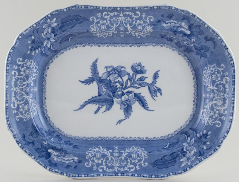 Spode Camilla Meat Dish or Platter c1940