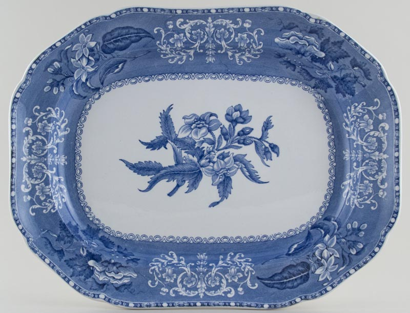 Spode Camilla Meat Dish or Platter c1920