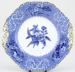 Bread and Butter Plate c1927