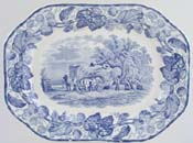 Meat Dish or Platter c1939