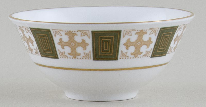 Spode Persia green Sugar Bowl c1960s