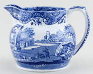 Spode Italian Jug or Pitcher c1989 & c1999