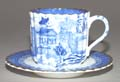 Coffee Cup and Saucer c1882