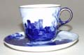 Cup and Saucer c1880