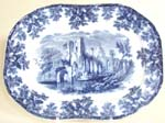 Meat Dish or Platter c1904