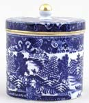 Biscuit Jar c1900
