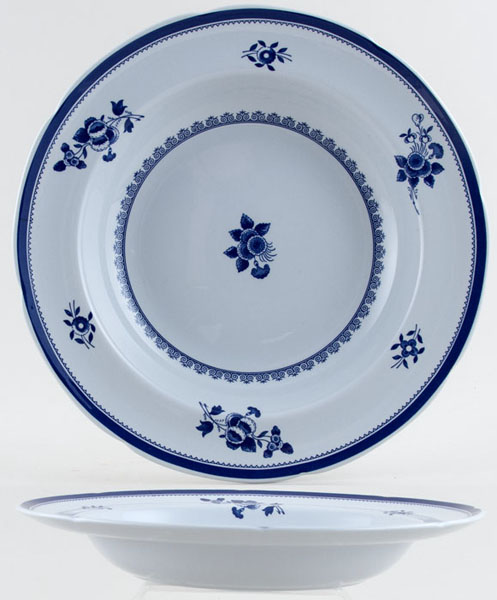 Spode Gloucester Soup Plate