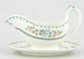 Sauce Boat with Stand c1950s