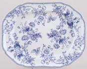 Meat Dish or Platter c1989