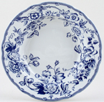 Spode Clifton Soup or Pasta Plate c1993