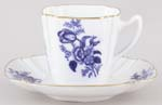 Cup and Saucer c1902