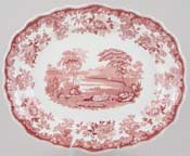 Meat Dish or Platter c1956