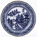 Side or Cheese Plate c1928