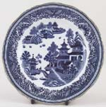 Spode New Bridge Plate c1932
