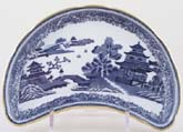 Spode New Bridge Crescent Side Dish c1930