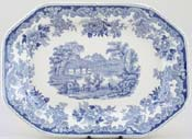 Meat Dish or Platter c1941