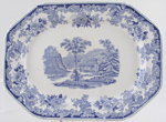 Meat Dish or Platter c1942