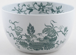 Spode Bowpot green Sugar Bowl c1950s