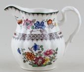 Spode Chinese Rose colour Jug or Creamer c1993