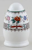 Spode Chinese Rose colour Salt Pot or Shaker c1950s