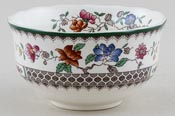 Spode Chinese Rose colour Sugar Bowl c1981