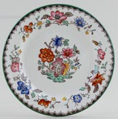 Spode Chinese Rose colour Plate c1940