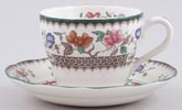 Teacup and Saucer c1980s to 1990s
