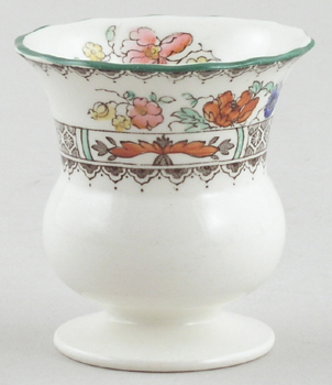 Spode Chinese Rose colour Egg Cup c1940s