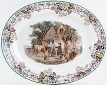 Meat Dish or Platter c1935