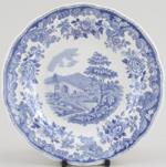 Plate c1950s