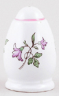 Spode Marlborough Sprays colour Salt Pot or Shaker c1970s