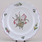 Plate c1980s
