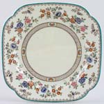 Bread and Butter Plate c1948