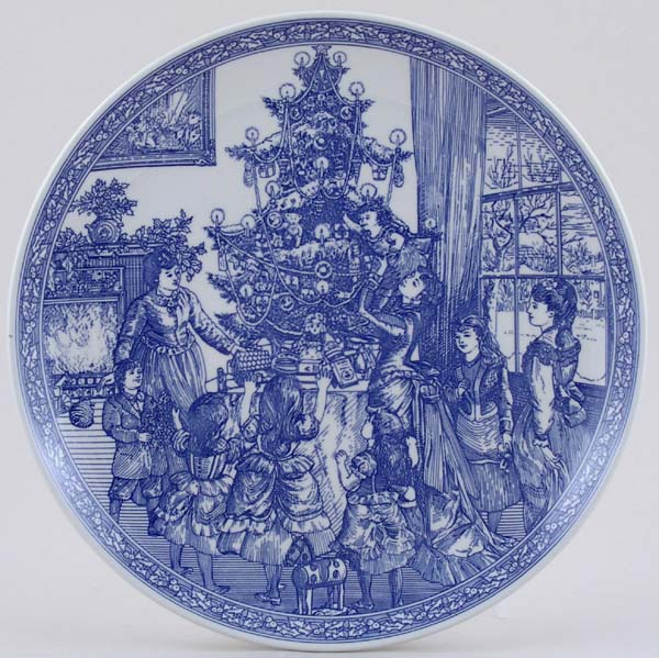 Spode China Christmas