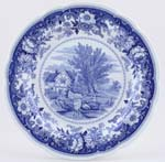Plate Calling Home c1998