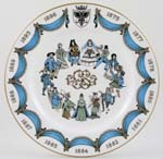 Plate c1975