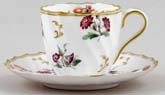 Coffee Cup and Saucer c1891