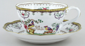 Breakfast Cup and Saucer c1920s