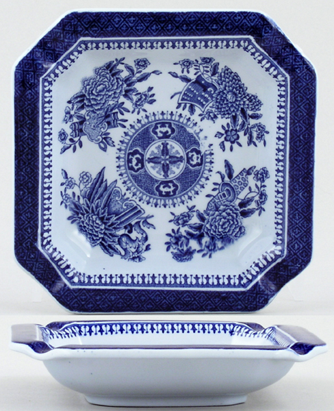 Spode Fitzhugh Ashtray c1980s