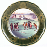 Plate No 5 c1990s