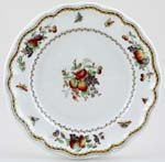 Spode Rockingham colour Plate c1927